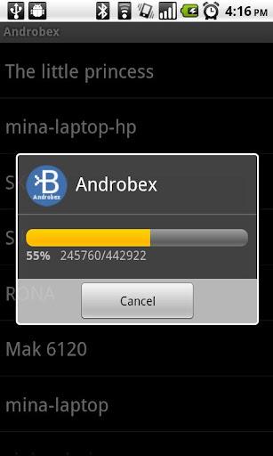 【免費通訊App】Androbex-APP點子