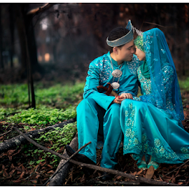 Just Feel It by Mat Ismail - Wedding Bride & Groom