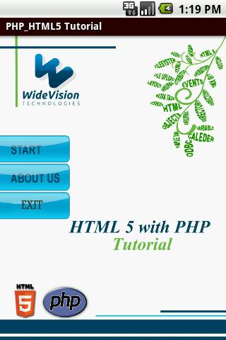 Html5 Php Tutorial