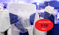 Chair Covers From £0.85p