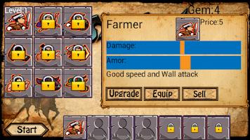 Screenshot of Battle Legends