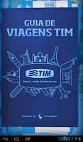 Screenshot of Guia de Viagens TIM
