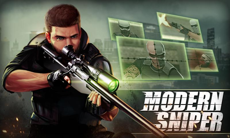 Modern Sniper Screenshot 5