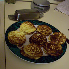 Fake Pancake (Low-Carb)