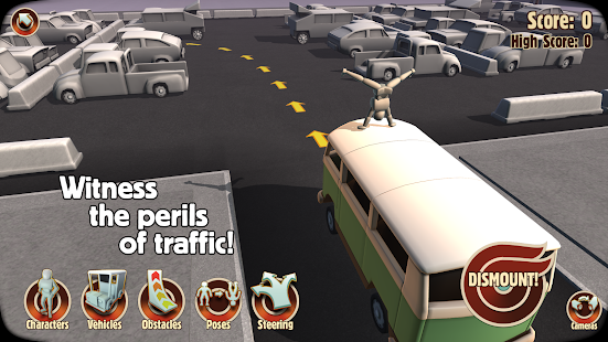 Game Turbo Dismount™ apk for kindle fire