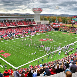 wku by Kenny Coots - Sports & Fitness American and Canadian football