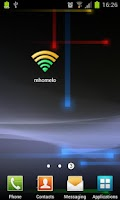 Screenshot of Widget WiFi