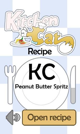 KC Peanut Butter Spritz