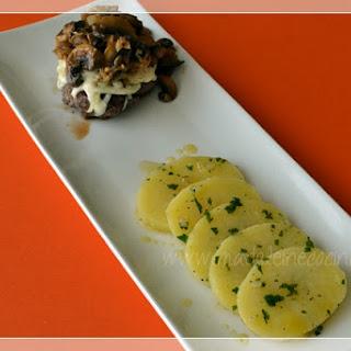Beef Patties With Mushrooms Recipes