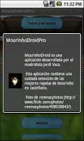 Screenshot of MourinhoDroidLite