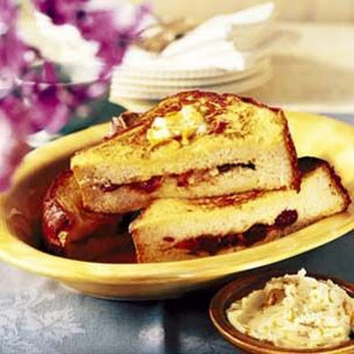 Stuffed French Toast Grand Marnier