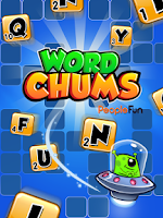 Screenshot of Word Chums