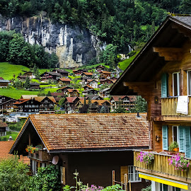 Switzerland by Marcin Frąckiewicz - Buildings & Architecture Homes