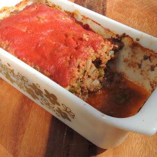 Italian Meatloaf – and how to be Important