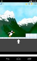 Screenshot of penguin jump games
