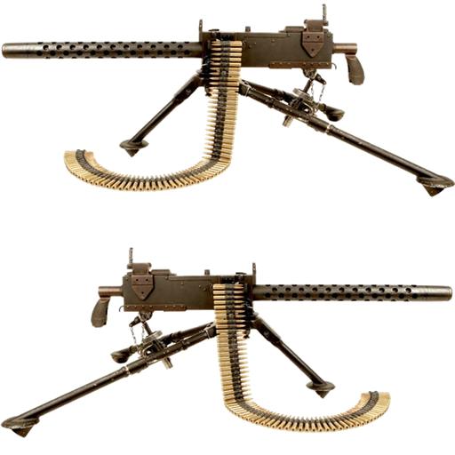 勃朗寧 M1919槍 娛樂 App LOGO-APP開箱王