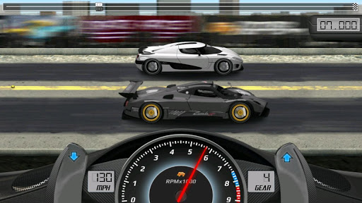 drag-racing for android screenshot