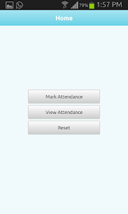 Handy Attendance - screenshot