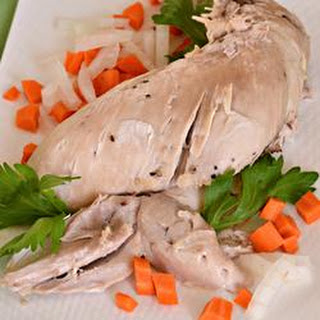 Boiled Chicken Dinner Recipes