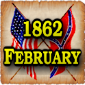 1862 Feb Am Civil War Gazette icon