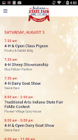 Screenshot of Indiana State Fair - 2014