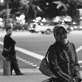 happy by Rully Kustiwa - People Street & Candids ( happy, street, smile, singapore,  )