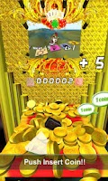 Screenshot of Funky Golden Coin Bomber