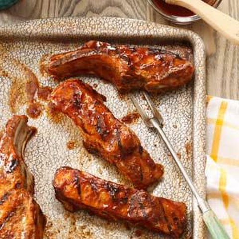 Country Style Ribs Baked Then Grilled Recipes   Yummly