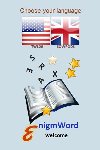 enigmWord English - ads free