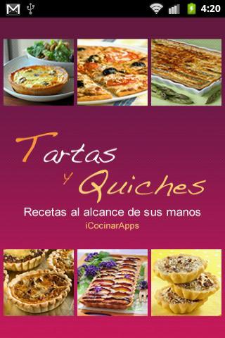 iCocinar Tartas y Quiches