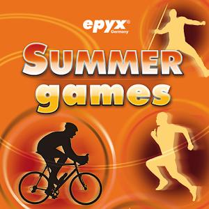Cover art Epyx Summer Games Reloaded (E)