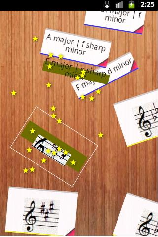 Bouncy Flashcards