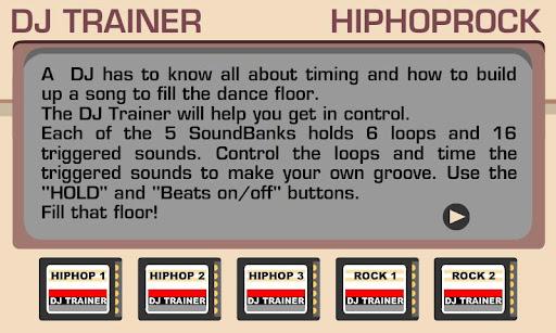 DJ Trainer HiphopRock