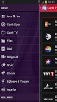 Screenshot of Digiturk Play