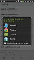 Screenshot of Torrent Search (In Bitsnoop)