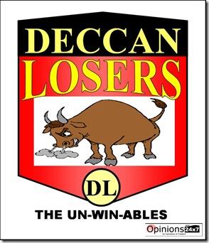 deccan losers