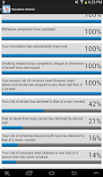 Screenshot of Quit Smoking: Cessation Nation