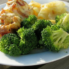 Broccoli With Lemon Butter