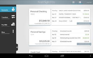 Screenshot of First Flight FCU