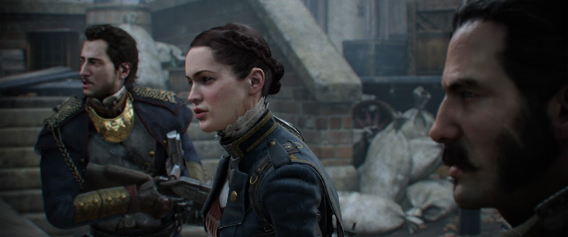 Sony promises a new trailer for The Order: 1886 is on its way