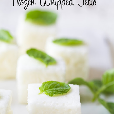 Frozen Whipped Jello