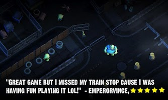 Screenshot of Plight of the Zombie