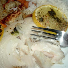 Fragrant Fish Fillets in Foil