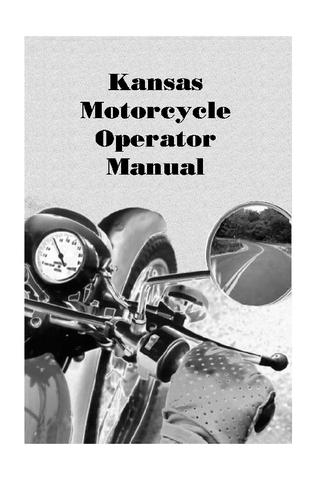 Kansas Motorcylce Manual