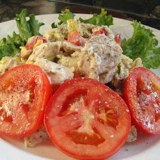 Apple Annie's Tea Room's Chicken Salad