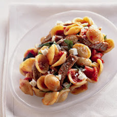 Orecchiette with Spiced Duck Ragù