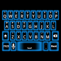 Blue Glow Keyboard Skin icon