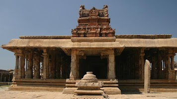 Screenshot of Hampi :Enchanting| Mysterious