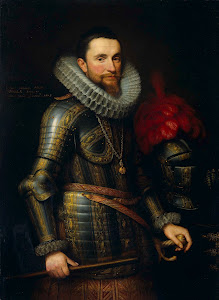 RIJKS: Michiel Jansz. van Mierevelt: painting 1609