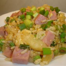 Pineapple Fried Rice II